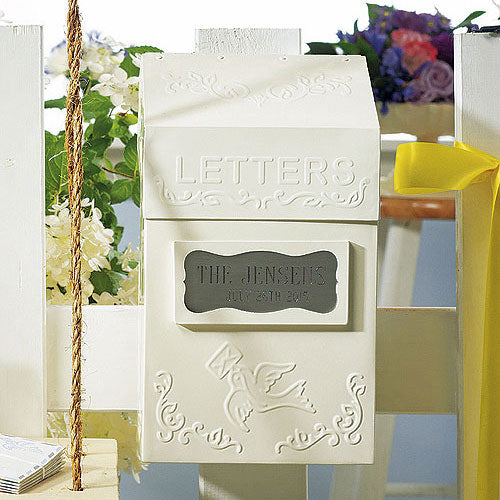 """Special Delivery"" Letter Box (Pack of 1)"
