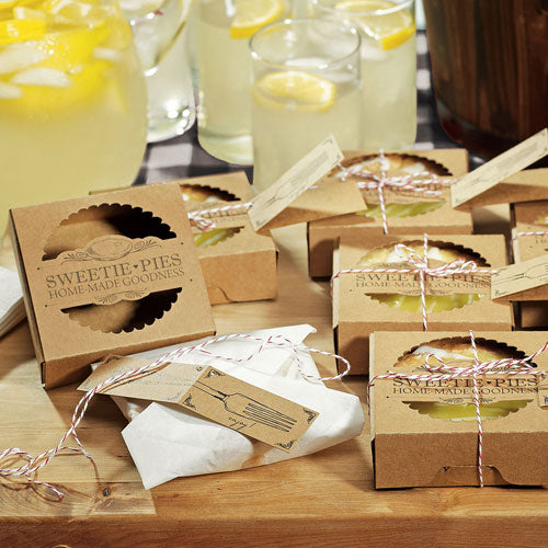 """Sweetie Pies"" Mini Pie Packaging Kits (20) (Pack of 20)"