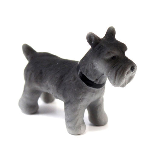 Miniature Terrier Dog Figurines (Pack of 1)