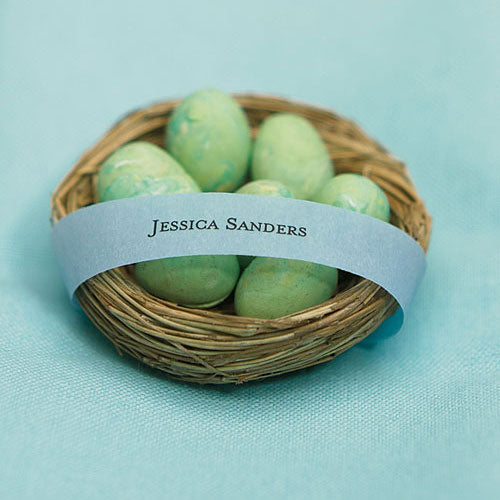 Mini Bird's Nest Wedding Favor (12) (Pack of 1)