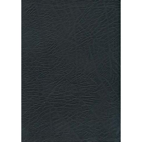 NASB MacArthur Study Bible-Large Print-Black Bonded Leather Indexed