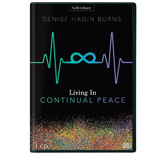 Audio CD-Living In Continual Peace