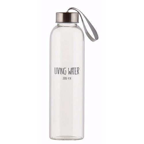 Water Bottle-To Go-Living Water (21 Oz)