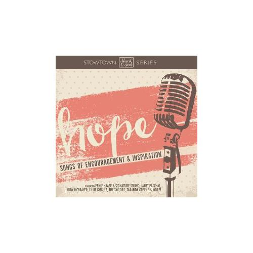 Audio CD-Hope-Songs Of Encouragement & Inspiration