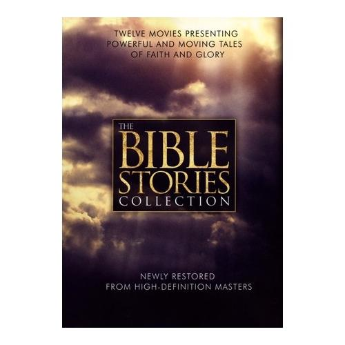 DVD-Bible Stories Collection (12 Movies)