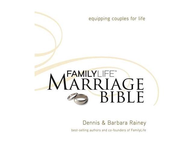 NKJV Familylife Marriage Bible-Hardcover