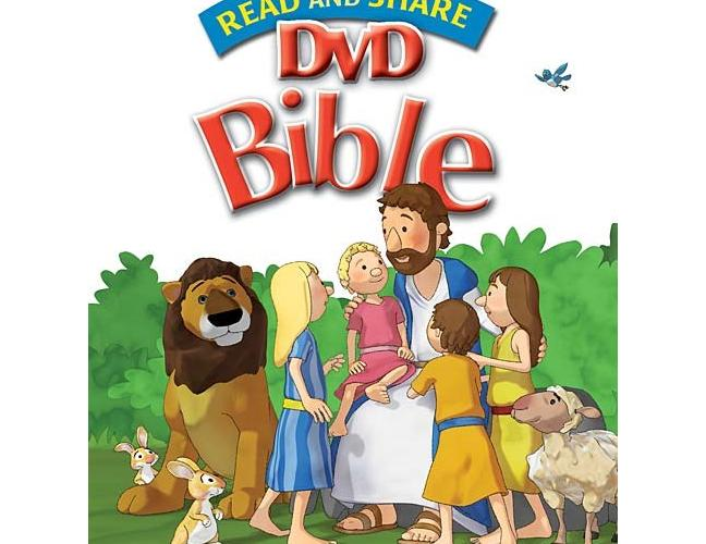 DVD-Read And Share Bible V1