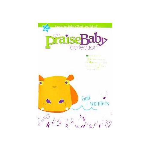 DVD-God Of Wonders (Praise Baby Collection V2)