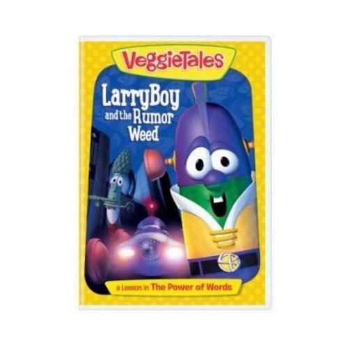 DVD-Veggie Tales: Larry Boy And The Rumor Weed