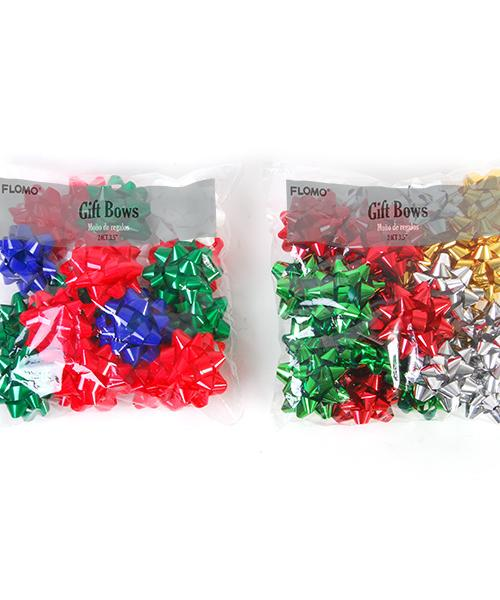 Gift Bows Value Pack Bag - 24 Count - CASE OF 24