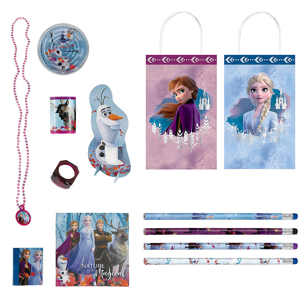 Frozen 2 Party Favors for 8 Guests