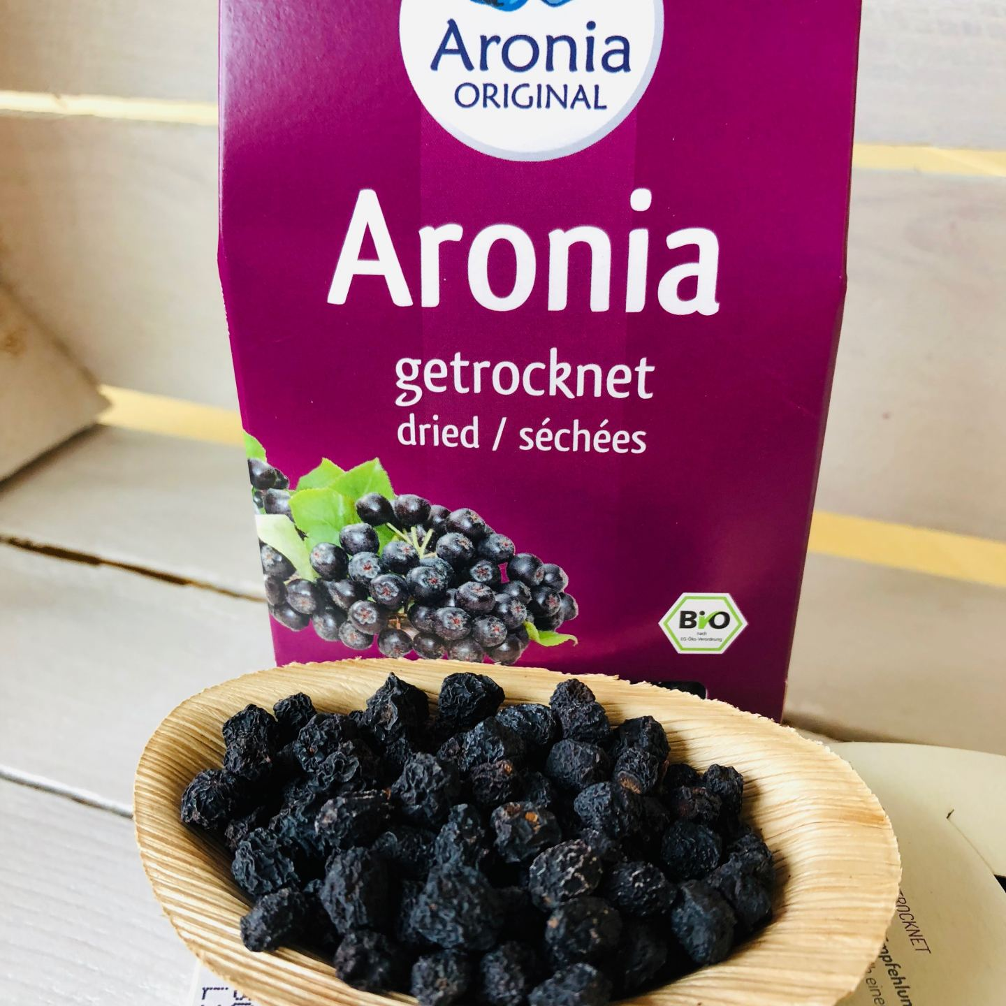 Dried aronia berries Aronia ORIGINAL