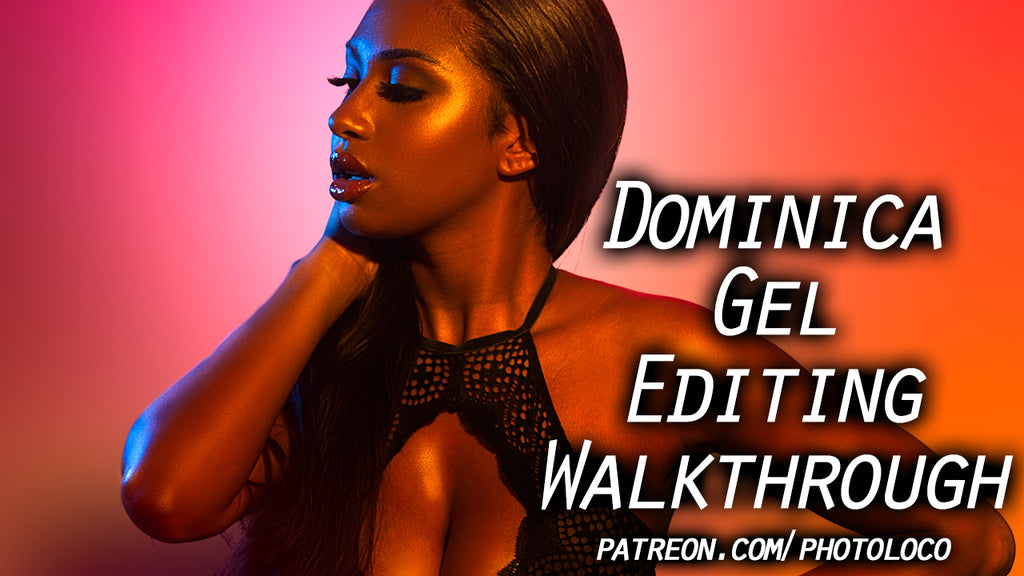 Gel Retouch: Dominica (English captions only)