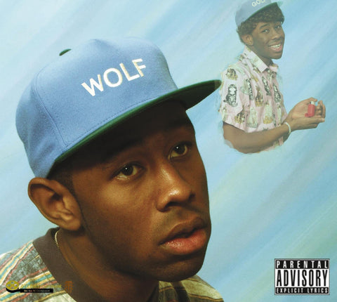 TYLER, THE CREATOR Wolf - 852 Entertainment