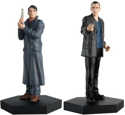 DOCTOR WHO: Companion Sets - 9th Doctor and Jack Harkness
