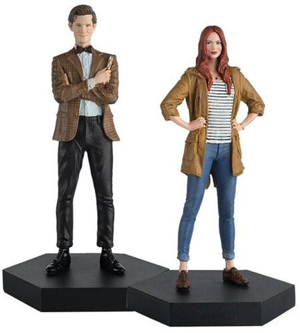 DOCTOR WHO: Companion Sets - 11th Doctor and Amy Pond