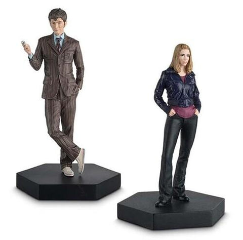 DOCTOR WHO: Companion Sets - 10th Doctor and Rose