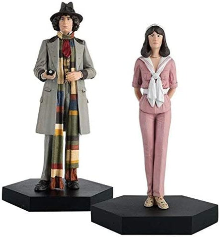 DOCTOR WHO: Companion Sets - 4th Doctor and Sarah Jane