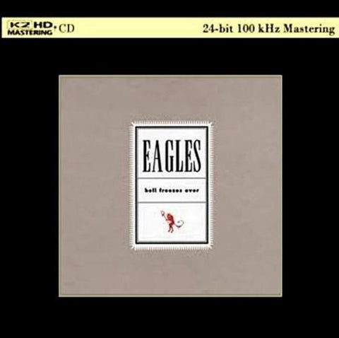 EAGLES Hell Freezes Over - 852 Entertainment