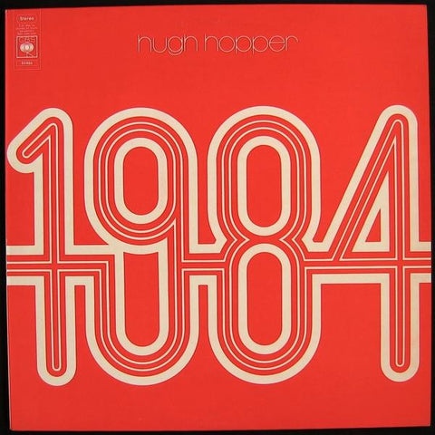 HUGH HOPPER 1984 (IEX) - 852 Entertainment