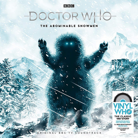 OST DOCTOR WHO: The Abominable Snowmen