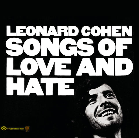 LEONARD COHEN Songs Of Love And Hate