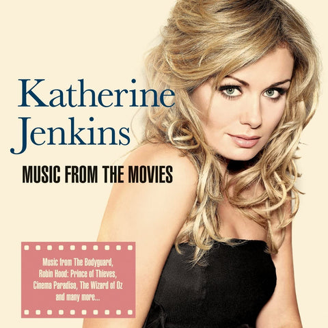 KATHERINE JENKINS Music from the Movies - 852 Entertainment