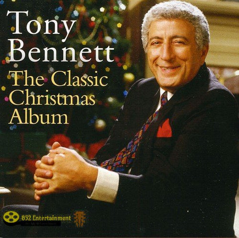 TONY BENNETT Classic Christmas Album CD 2011