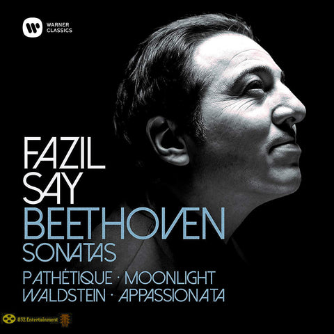 FAZIL SAY Beethoven: Complete Piano Sonatas - 852 Entertainment