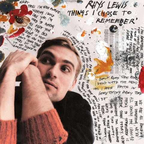 RHYS LEWIS Things I Chose To Remember - 852 Entertainment