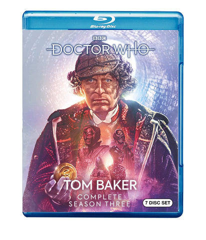 DOCTOR WHO: TOM BAKER COMPLETE SEASON THREE - 852 Entertainment