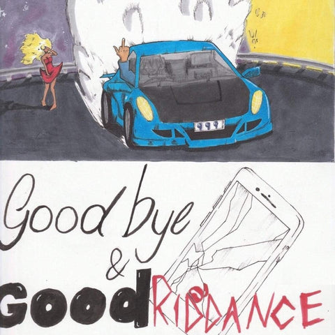 JUICE WRLD Goodbye & Good Riddance