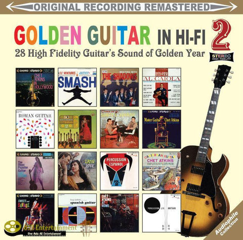VA GOLDEN GUITAR IN HI-FI 2