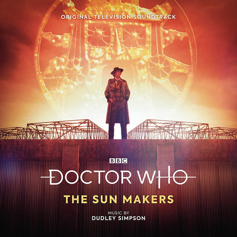 OTS DOCTOR WHO: THE SUN MAKERS by Dudley Simpson