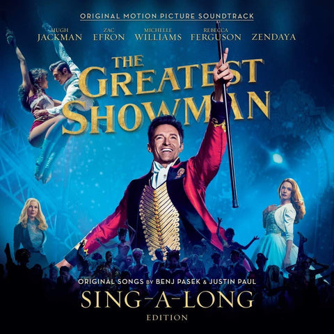 OST THE GREATEST SHOWMAN - 852 Entertainment