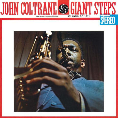 JOHN COLTRANE Giant Steps (60th Anniversary Edition) - 852 Entertainment