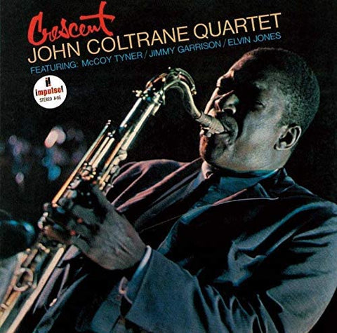 JOHN COLTRANE Crescent - 852 Entertainment