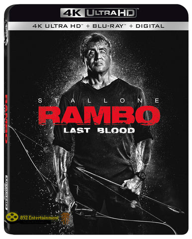 RAMBO: LAST BLOOD - 852 Entertainment