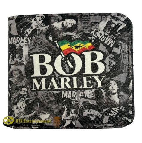 BOB MARLEY Collage (Wallet)