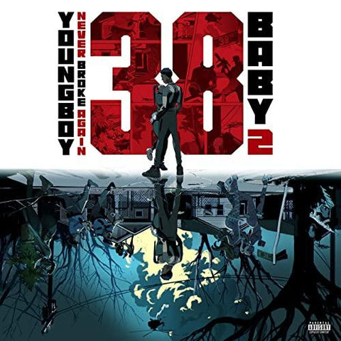 YOUNGBOY NEVER BROKE AGAIN 38 Baby 2 - 852 Entertainment
