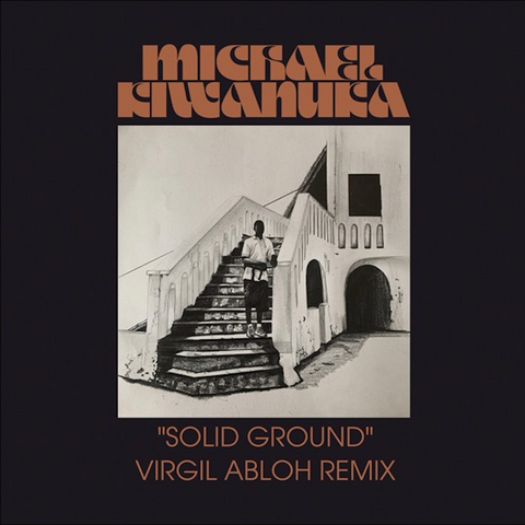 "MICHAEL KIWANUKA - SOLID GROUND LTD 10"" 2020"