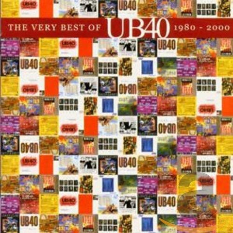 UB40 Very Best of - 852 Entertainment