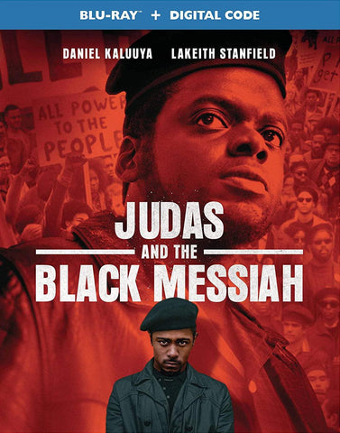 Judas and the Black Messiah Blu-ray (Region A) + Digital HD 2021