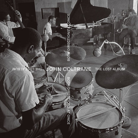 JOHN COLTRANE The Lost Album - 852 Entertainment