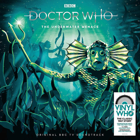 OTS DOCTOR WHO: THE UNDERWATER MENACE