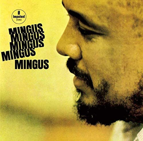 CHARLES MINGUS Five Mingus - 852 Entertainment