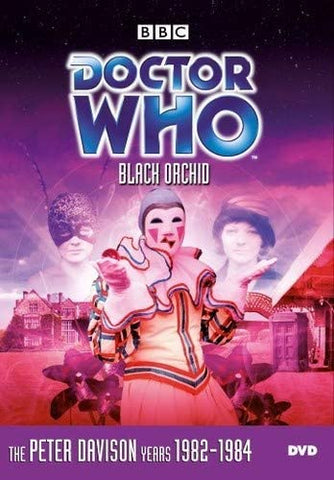 DOCTOR WHO: Black Orchid (1982) - 852 Entertainment