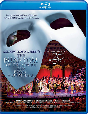THE PHANTOM OF THE OPERA AT THE ROYAL ALBERT HALL - 852 Entertainment