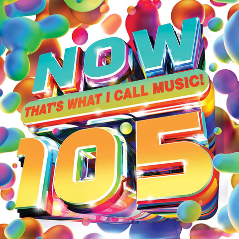 VA NOW! That's What I Call Music 105 - 852 Entertainment