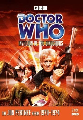DOCTOR WHO: Invasion Of The Dinosaurs (1974) - 852 Entertainment